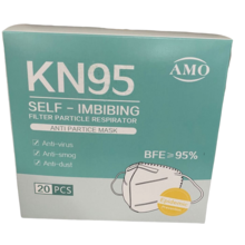 KN95 Face Masks (FFP2) No VAT on PPE