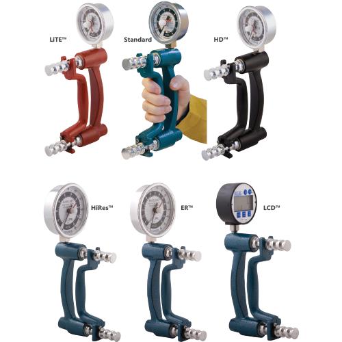 Baseline Hydraulic Hand Dynamometer : Baseline hydraulic hand dynamometer diagd £