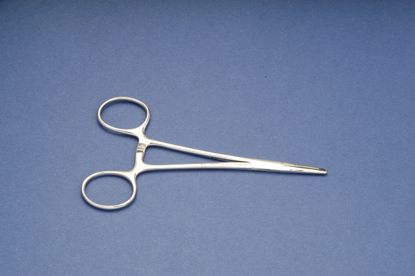 Spencer Wells Forcep 125mm