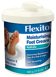 Flexitol Foot Cream 500g with pump