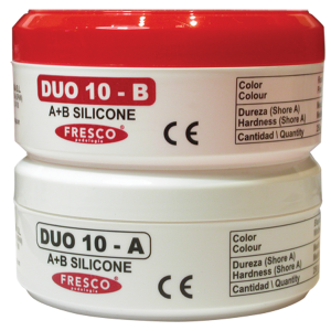 Duo 10 A & B Silicone
