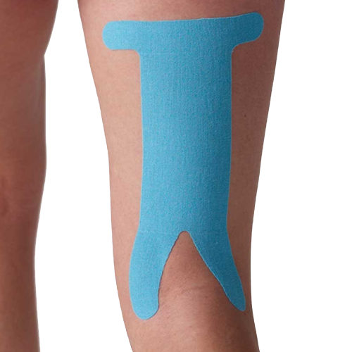 SpiderTech Hamstring pre-cut tape