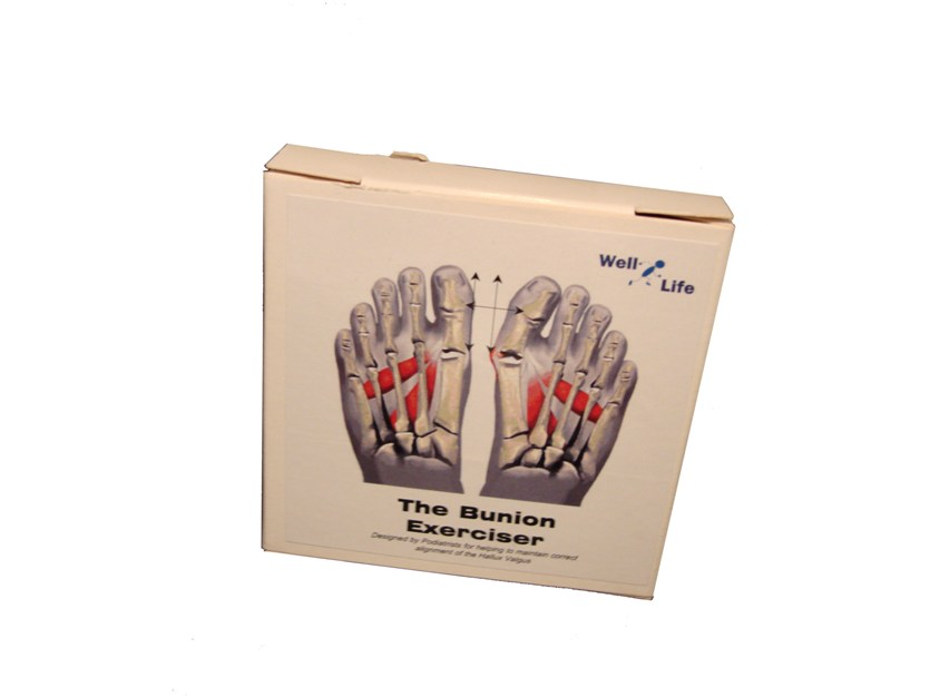 The Bunion Exerciser