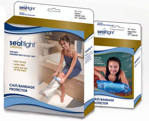 Seal-Tight cast Protector