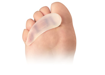 Silipos Gel Toe Crest - Click Image to Close