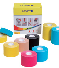 DREAM® K Tape 7.5cm x 5m