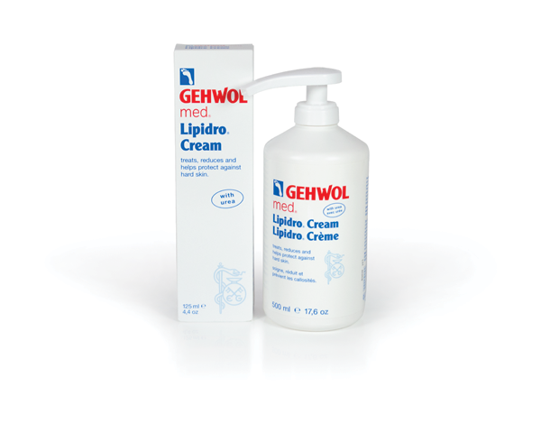 Gehwol Fusskraft Lipidro Cream 125ml