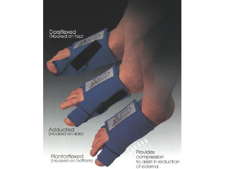Toe Hold Alignment Splint
