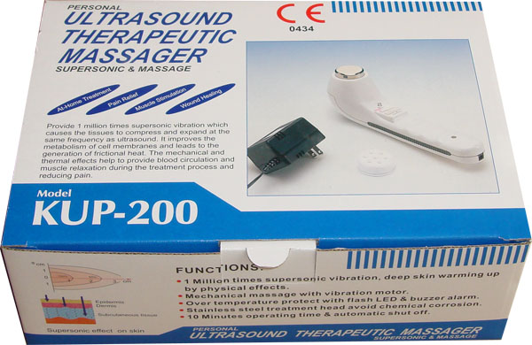 Ultrasound Massager - Click Image to Close